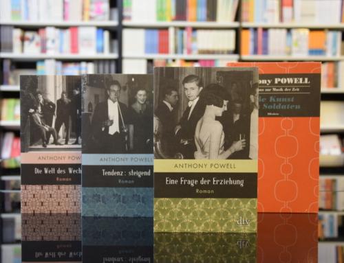 Anthony Powell: Eine Frage der Erziehung