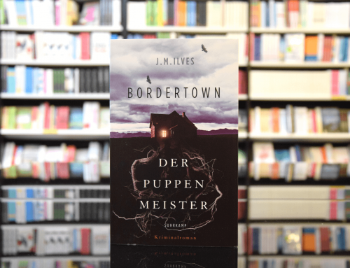 J.M. Ilves: Bordertown – Der Puppenmeister