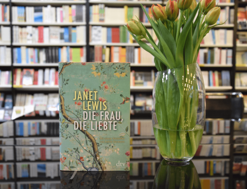 Janet Lewis: Die Frau, die liebte