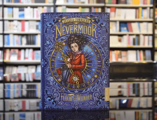 Jessica Townsend: Nevermoor – Fluch und Wunder
