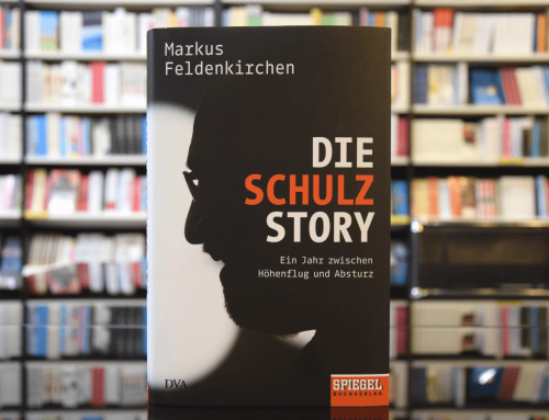 Markus Feldenkirchen: Die Schulz-Story