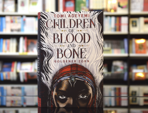 Tomi Adeyemi: Children of Blood and Bone – Goldener Zorn