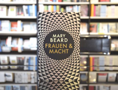 Mary Beard: Frauen und Macht