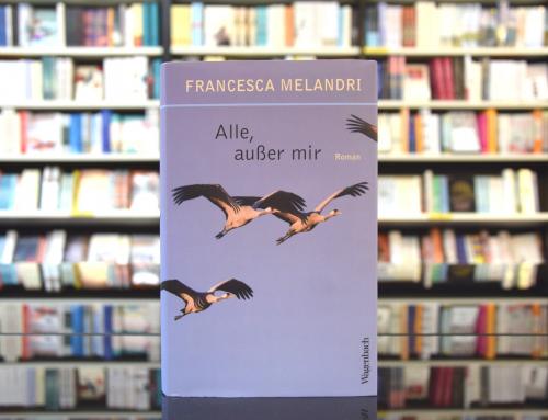 Francesca Melandri: Alle außer mir