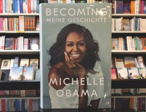 "Bestseller-Check: ""Becoming"" von Michelle Obama"