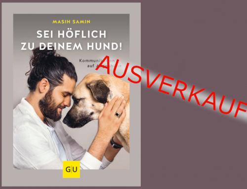 Lesung! Masih Samin: Sei höflich zu deinem Hund