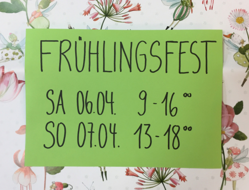 Bensberger Frühlingsfest am 06. und 07.04.2019