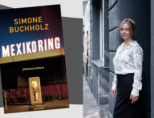 Lesung! Simone Buchholz: Mexikoring