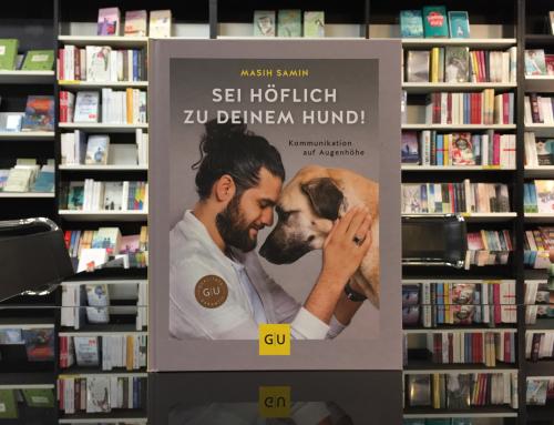 Masih Samin: Sei höflich zu Deinem Hund!