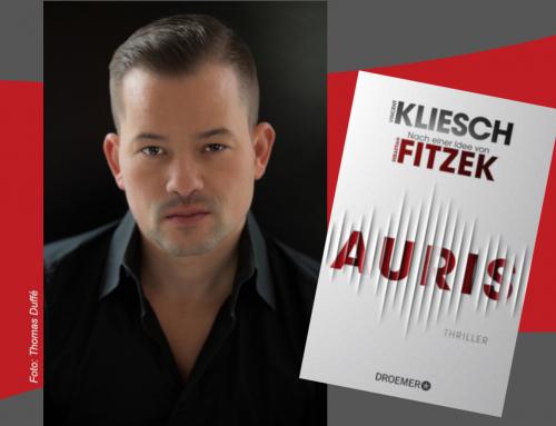 Lesung! Vincent Kliesch: Auris