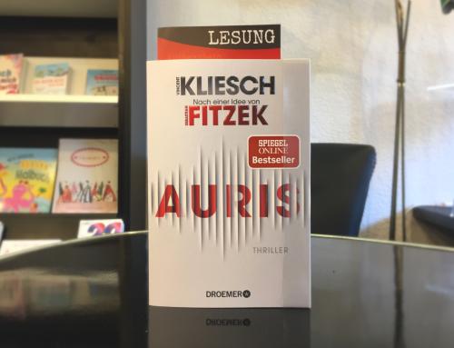 Vincent Kliesch: Auris