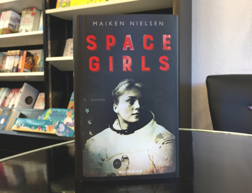 Maiken Nielsen: Space Girls