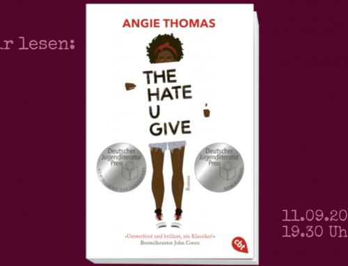 Literaturkreis! Wir lesen: Angie Thomas
