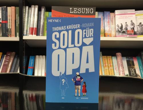 Thomas Krüger: Solo für Opa