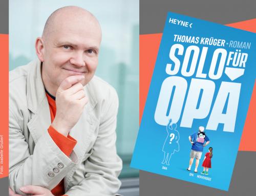 Lesung! Thomas Krüger: Solo für Opa
