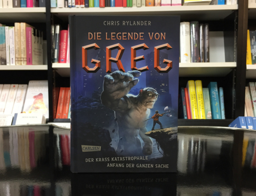 Chris Rylander: Die Legende von Greg