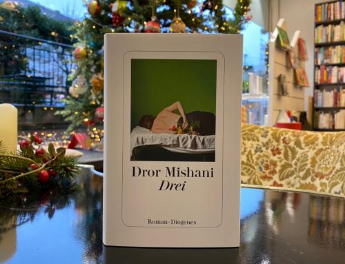 Dror Mishani: Drei