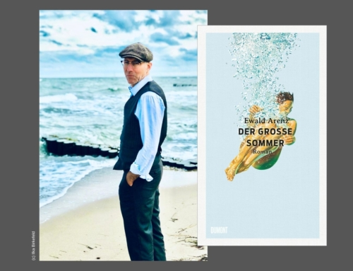 "#litbensberg online! Ewald Arenz mit ""Der große Sommer"""