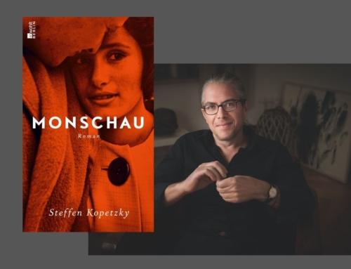 """#litbensberg online! Steffen Kopetzky mit """"Monschau"""""""